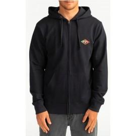 BILLABONG Diamond Black Men's Sweater