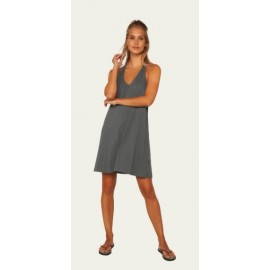 PROTEST Attention Gray Day Dress