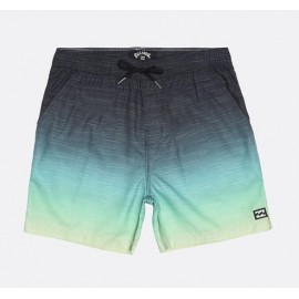 Boardshort Junior BILLABONG All Day Faded LB Citrus