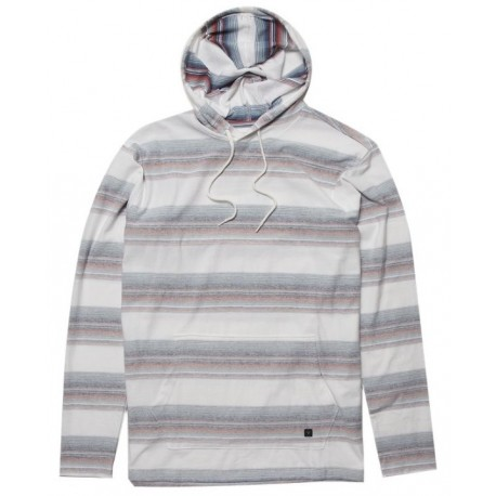 VISSLA Men's Sweater Huaraches PO Bone