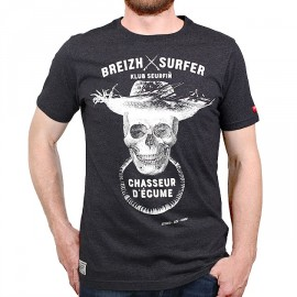 STERED Breizh Surfer Anthracite Tee Shirt