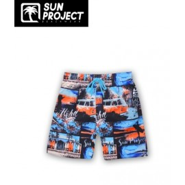 Boardshort Enfant Sun Project Aloha Multi