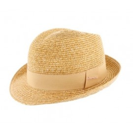 Kids HERMAN Don Ang Natural Straw Hat