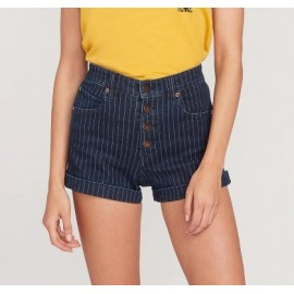 VOLCOM Vol Stone Stripe Women's Shorts
