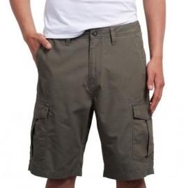VOLCOM Miter II Cargo Gray Men's Bermuda Shorts