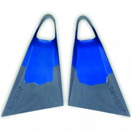 Pride The Vulcan V3 PLC Pro Model Gray Blue Fins