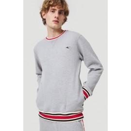 Men's O'Neill Essentials Crew Silver Melee Sweatshirt