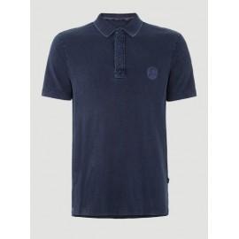 O'Neill O'riginals Blue Aop Men's Polo