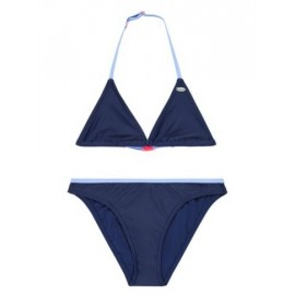 O'NEILL Venice Beach Party Blue AOP 2-Piece Junior Swimsuit