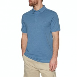 O'Neill Essentials Walton Blue Men's Polo