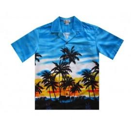Aloha Republic Vintage Blue Shirt