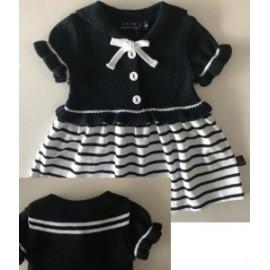 Paylou Apulia Marine Baby Dress