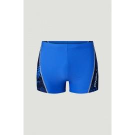 Men's O'NEILL Inserted Ruby Blue Boxer Swimsuit