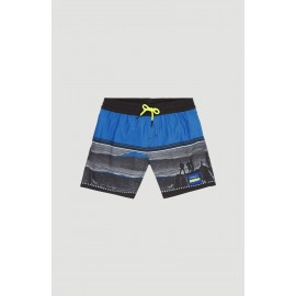 Boardshort Junior O'NEILL Point Swim Black Blue