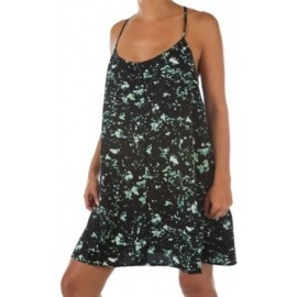 Hurley Dree Black Dress
