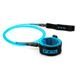 Leash FCS All Round Essential 8' Blue Black