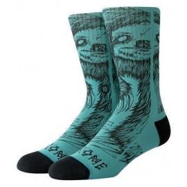 STANCE Love Aside Green Socks