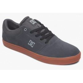 DC Crisis Charcoal Shoes