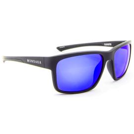 Mundaka Gladiator Black Matte Polarized Sunglasse