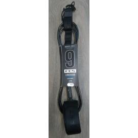 Leash FCS All Round Essential Calf 9' Black