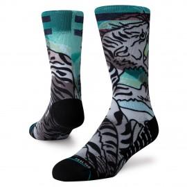 STANCE Tiger Crew Multi Socks