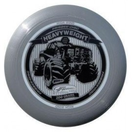 Frisbee Disc Heavyweight Grey 200gr