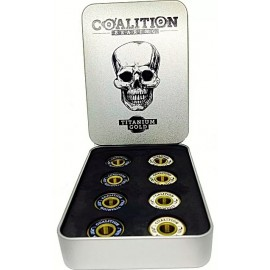 Coalition Bearing Titanium Gold