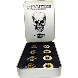 Roulement Coalition Bearing Titanium Gold
