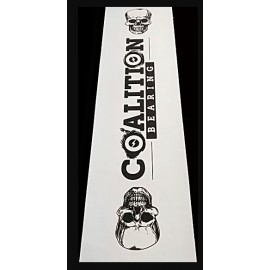 Grip de Skate Coalition White Logo