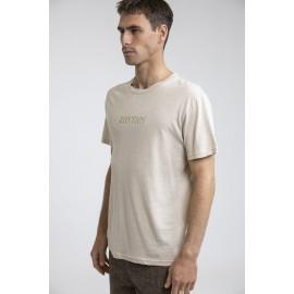 Tee Shirt Homme RHYTHM Essential Logo Bone