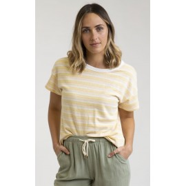 RHYTHM Sunrise Sun Women's Tee Shirt