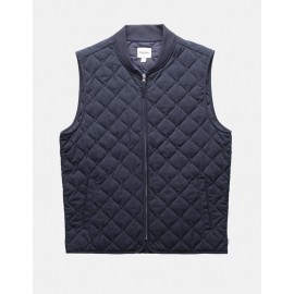 Men's Sleeveless Jacket RHYTHM Seafarer Navy
