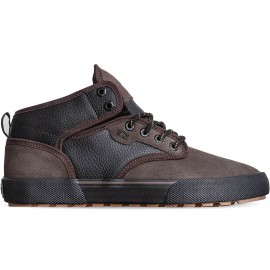 Globe Motley Mid Shoes Dark Choco Black Summit
