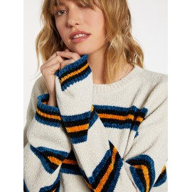 VOLCOM Women's Bubble Tea Mist Sweater