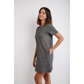 BANANA MOON Loane Batiland Anthracite Dress