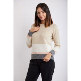 BANANA MOON Sallins Austral Beige Sweater