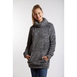 BANANA MOON Loelia Myway Long Sweater China Gray