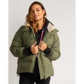 BILLABONG Back In Town Canteen Women's Jacket