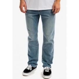 Men's Jean Pants VOLCOM Solver Denim Light Wicked Blue