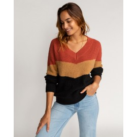 BILLABONG Forever Young Black Women's Sweater