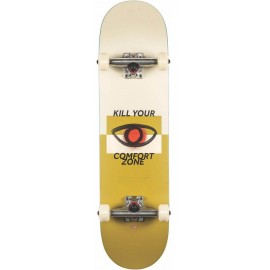 Globe Confort Zone 8.125 COF/Curry Complet Skateboard