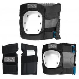 Set de Protection Junior Original DNA Noir Gris Bleu
