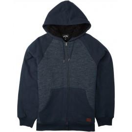 BILLABONG Balance Navy Sherpa Lined Sweatshirt