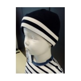 Baby Cotton Hat Papylou Madeira Navy