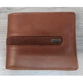 BILLABONG Dbah Leather Tan Wallet