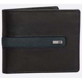 BILLABONG Dbah Leather Black Wallet