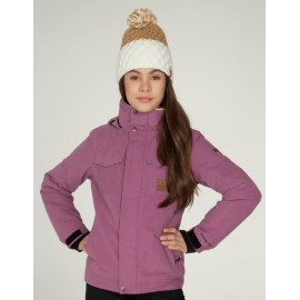 Junior Girl PROTEST Zoe Very Grape Snowboard Jacket