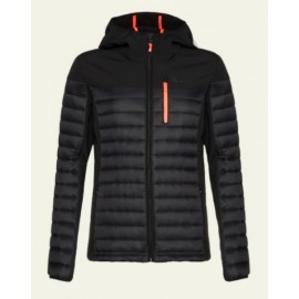 Women's Down Jacket PROTEST Aaliyah True Black