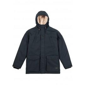 VISSLA Men's Jacket Backland Dark Naval