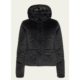 PROTEST Diva Velvet Ski Jacket Black